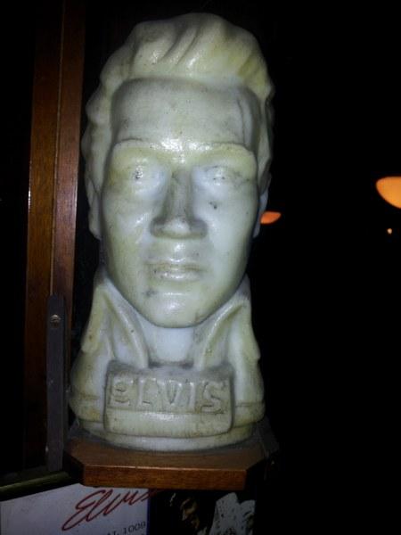 Elvis no Stadt JEver