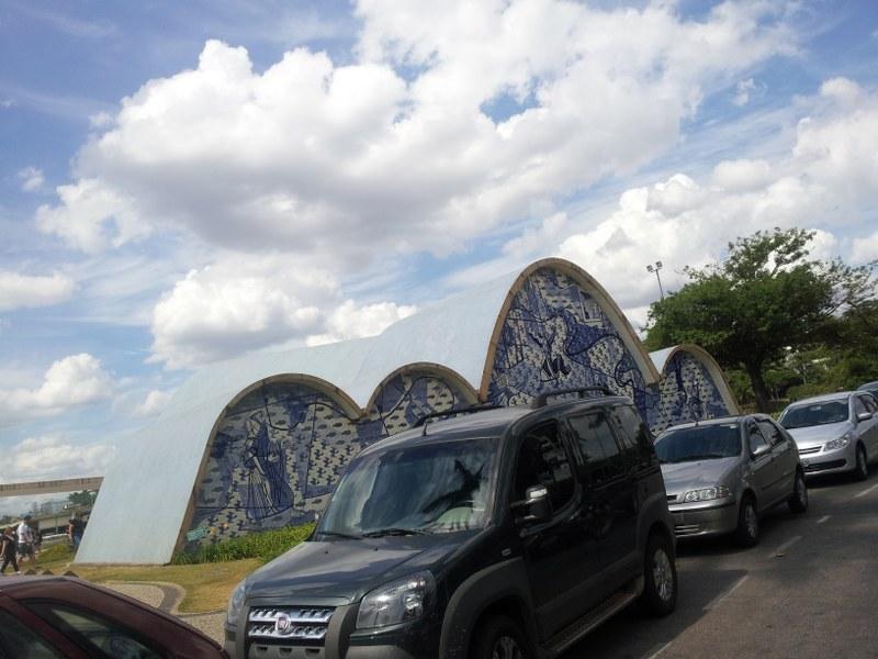 Igreja da Lagoa da Pampulha