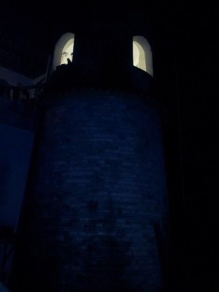 Torre escondida numa cervejaria de Minas Gerais
