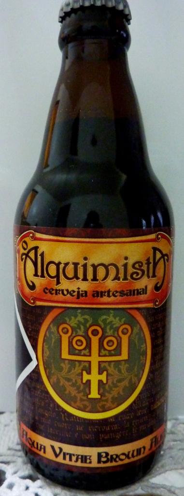 Alqumista - Aqua Vitae Brown Ale