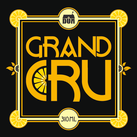 Rótulo Grand Cru 310ml