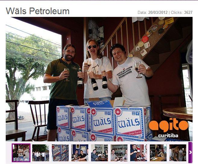 lançamento na Vila Agito Curitiba