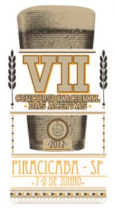 Logo VII Concurso Nacional das ACervAs