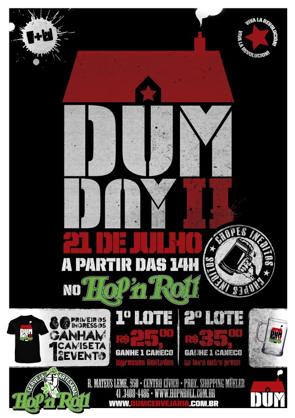 DUM DAY II no Hop'n Roll
