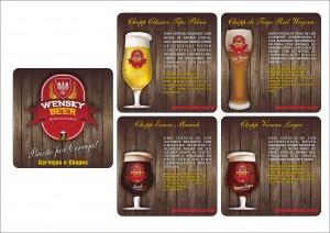 Wensky Beer - Bolacha