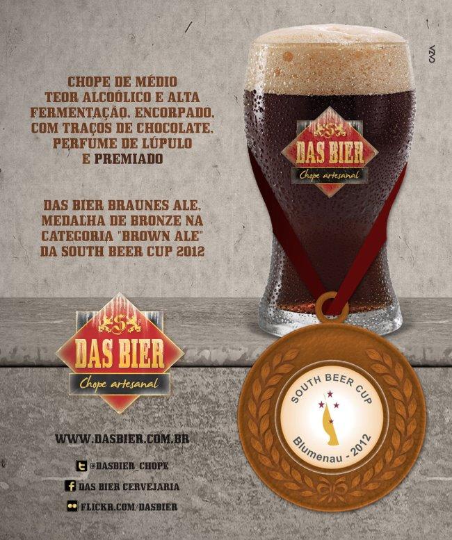 Das Bier - Braunes Ale