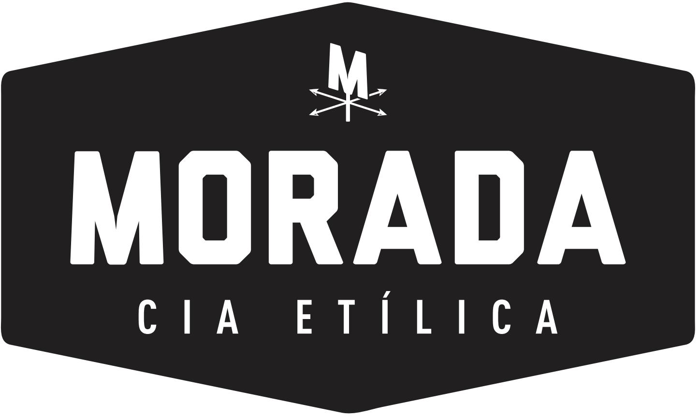 Nova logo Morada Cia Etílica