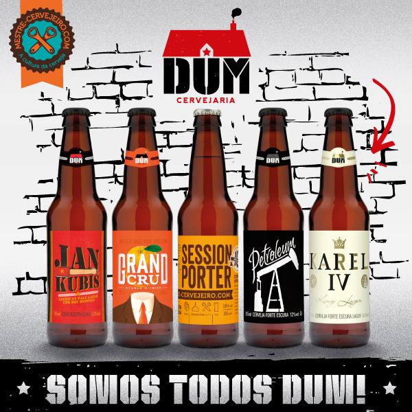 Cervejas da DUM