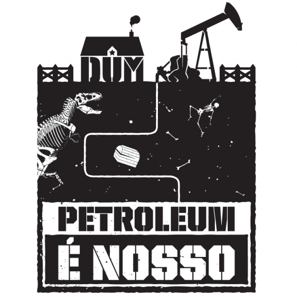 petroleum camiseta